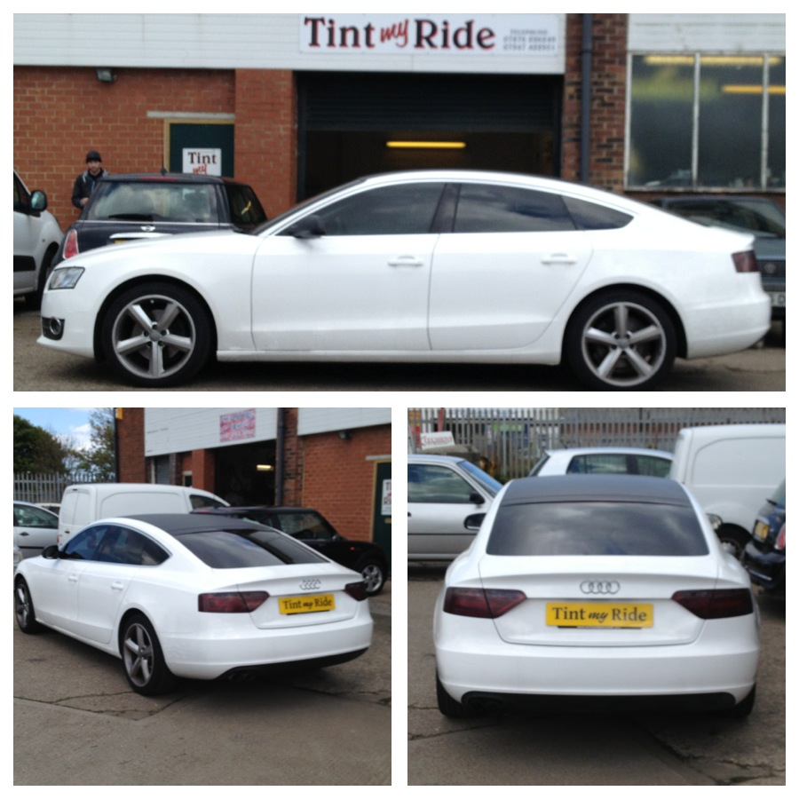 Image Result For Audi A Sportback Window Tint